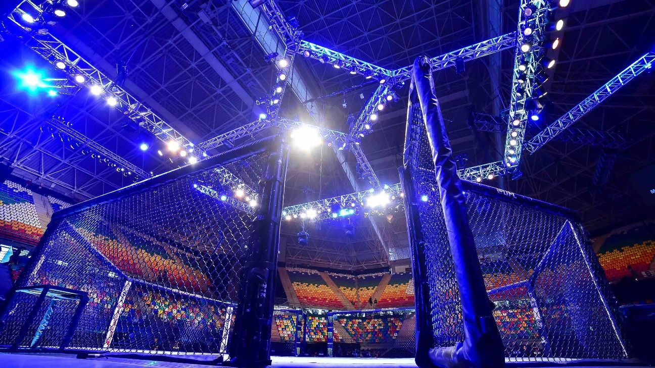 UFC: Stricter COVID-19 testing on tap for Vegas