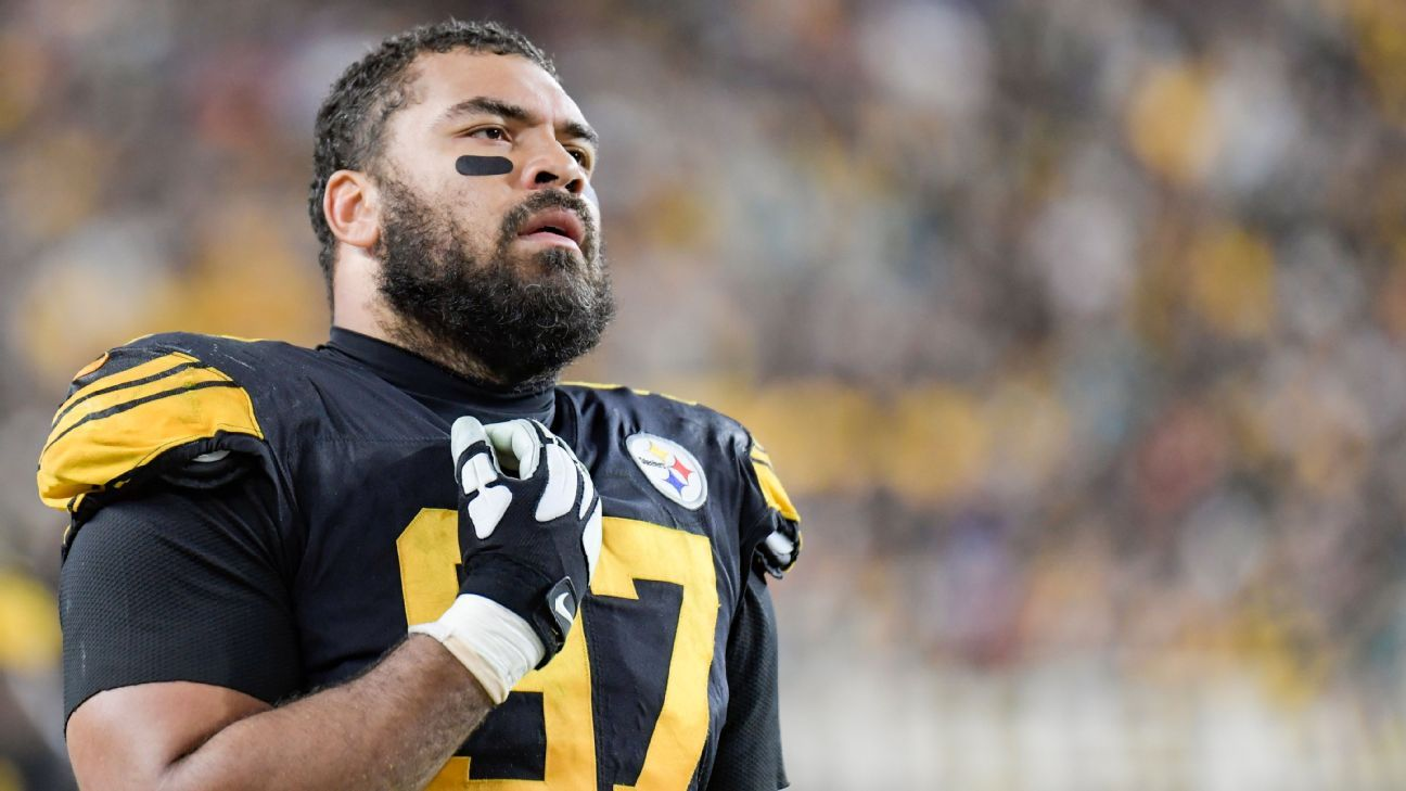 Sources: Steelers, Heyward finalizing extension