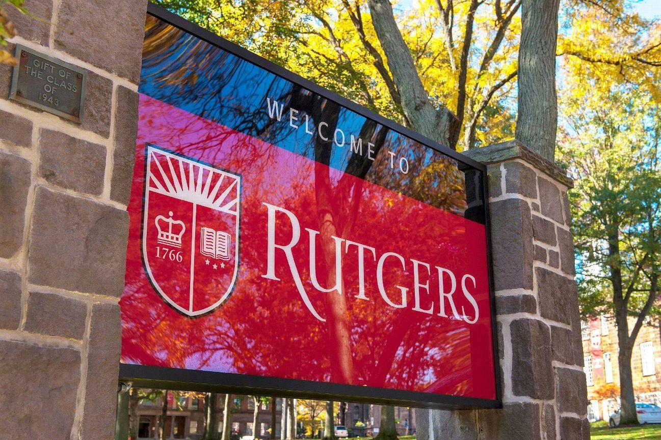 Rutgers prez calls Trump remarks 'cheap politics'
