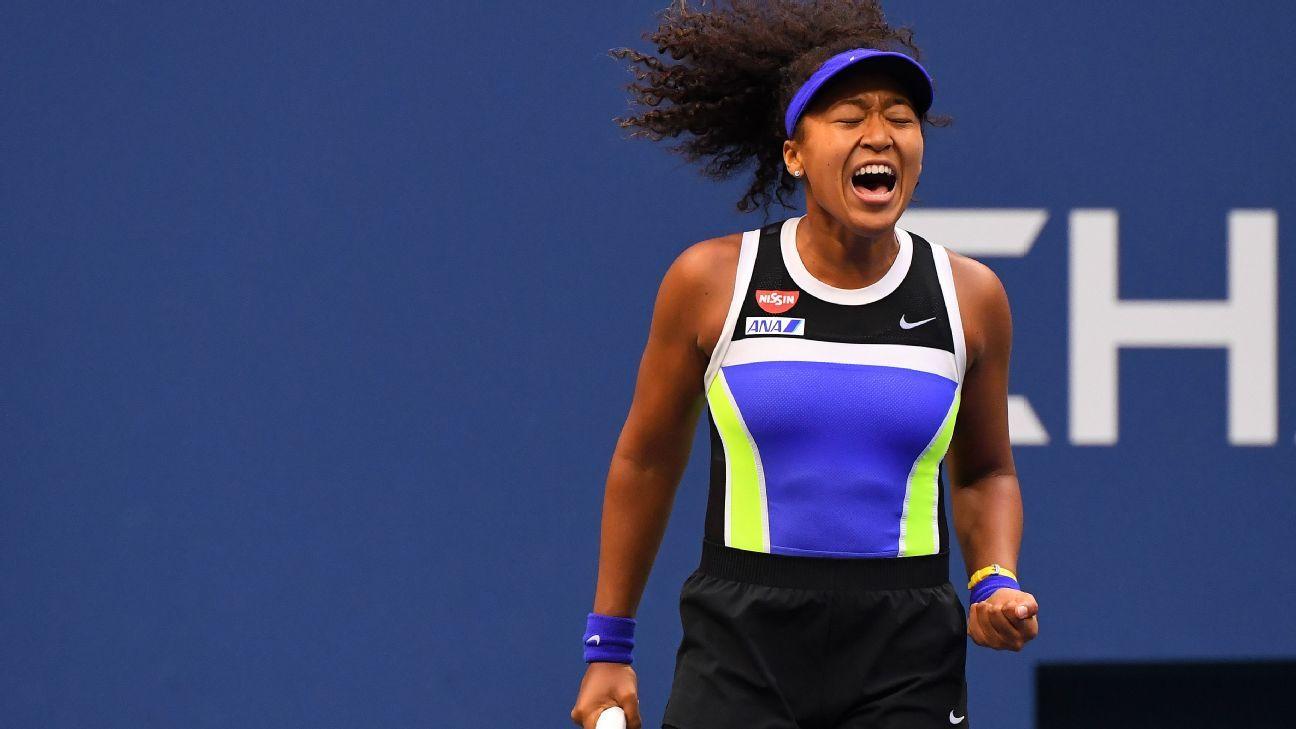 Social media reacts to Osaka's thrilling US Open comeback