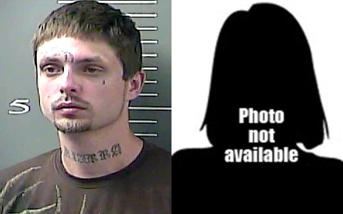 Bobby Cantrell and Ladonna Jude were charged with indecent exposure.