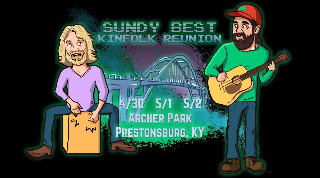 Sundy Best to hold 'Kinfolk Reunion' in Prestonsburg