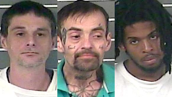 Two more plead guilty, third set to do so, in Pike-Magoffin drug conspiracy