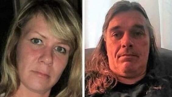 Bodies of missing couple found weeks after crash
