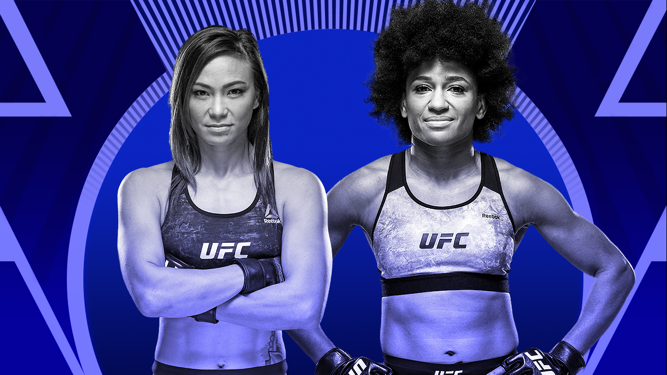 UFC Fight Night: Michelle Waterson vs. Angela Hill — live updates and results