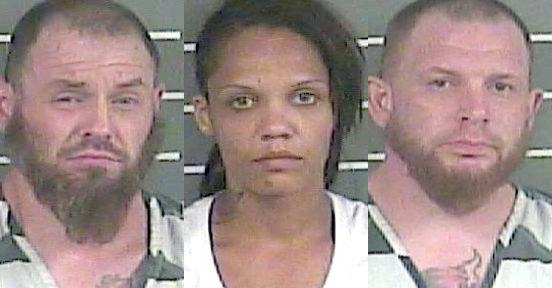Gregory Lee Smith Jr., Joekeyta Jordan and Anthony Bogucki