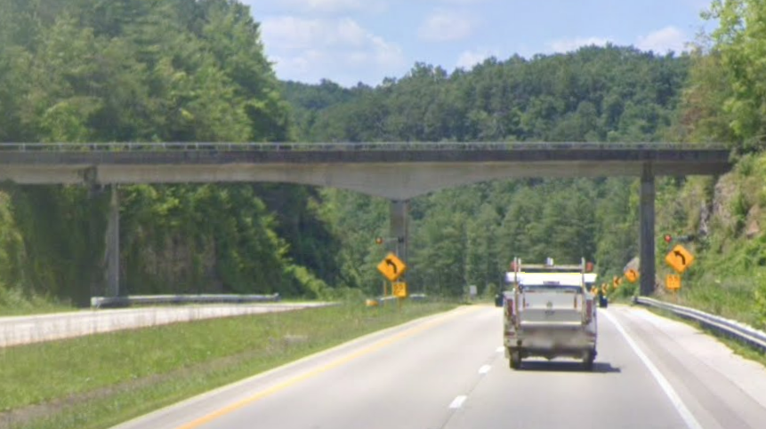 Mountain Parkway detour ends
