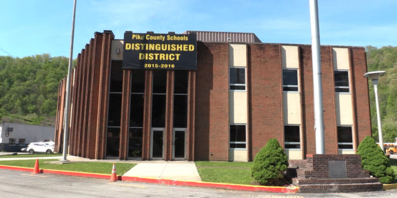 pike county board of education