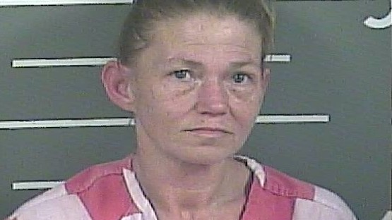 Pike woman arrested for porch piracy, laundry theft