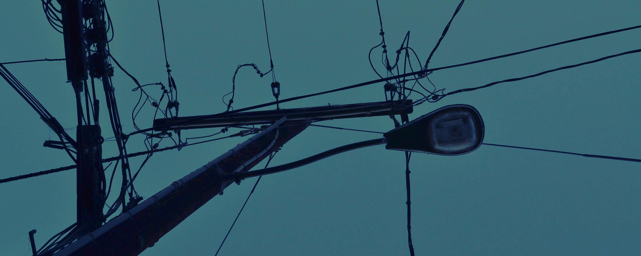 Ice storm leaves widespread power outages