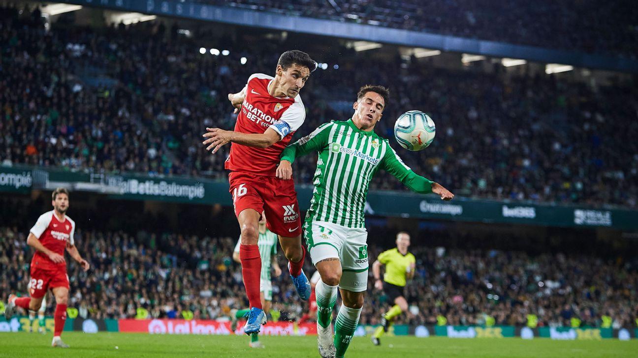 La Liga aiming to resume season June 11