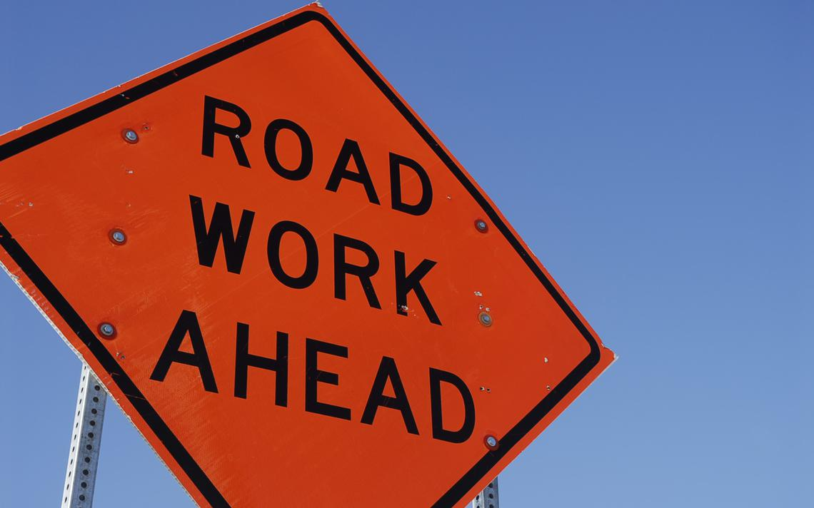 COVID-19-delayed bridge work underway in Letcher County