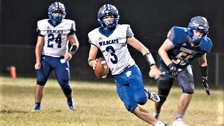 HIGH SCHOOL FOOTBALL: Wildcats rally from 27 down to beat Fleming County