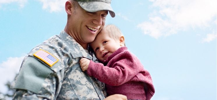 If you're current or former military, you'd better read this