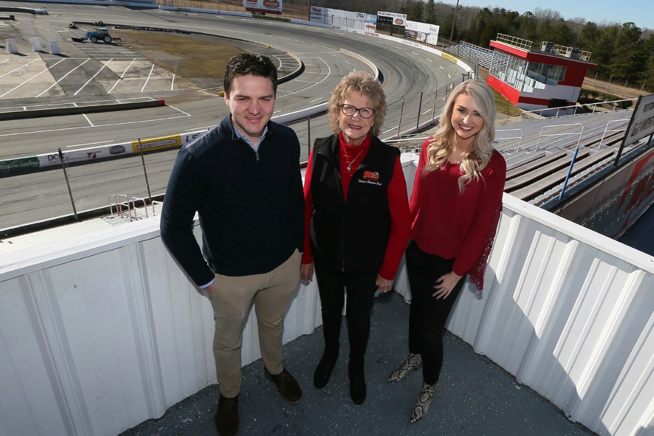 Whitesburg native to be general manager of NASCAR track