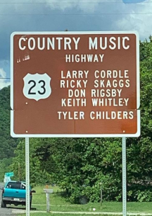 Highway map traces Kentucky's music culture