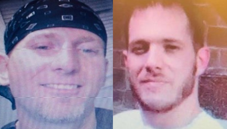 Two men sought for attempted murder