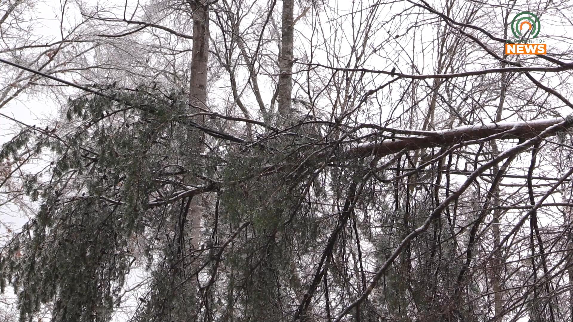 Region braces for third winter storm